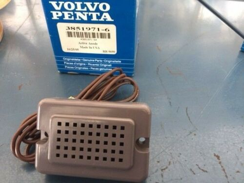 Volvo Penta  Part# 41101900  ACTIVE ANODE corrosion protector 3851971