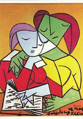 Pablo Picasso Strauß 1942 Postkarte