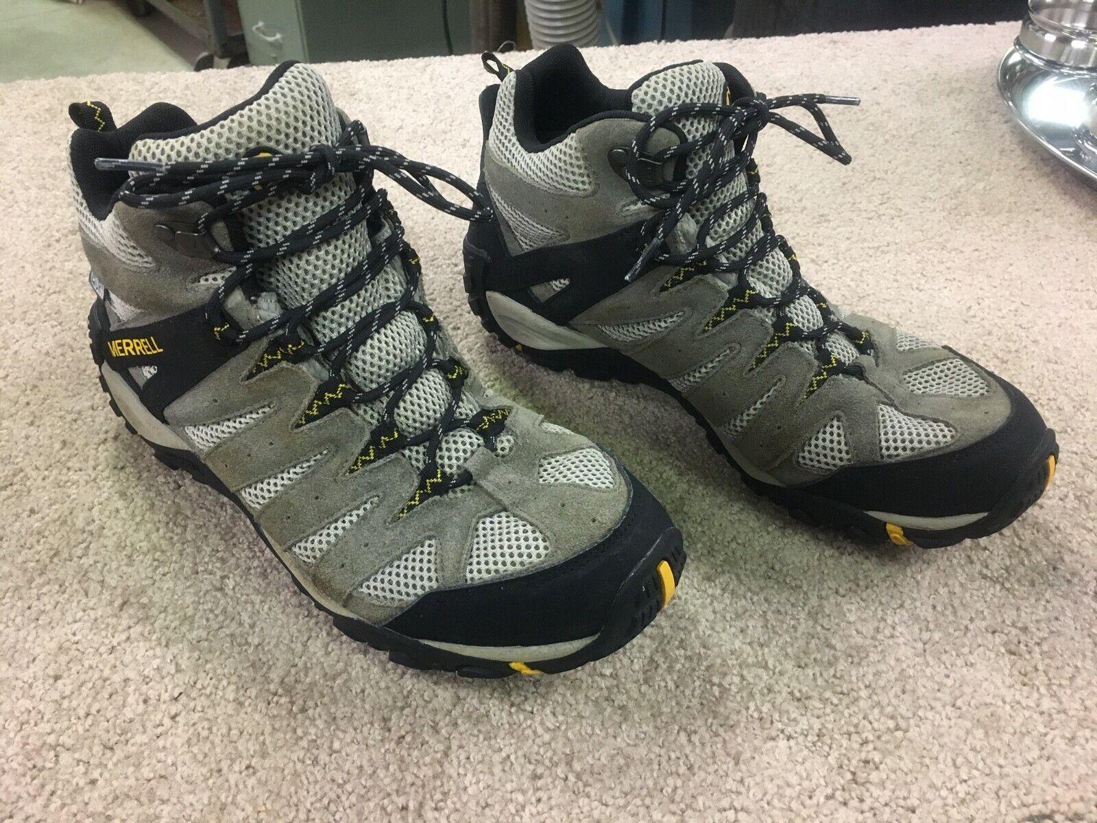 Mid Vent Waterproof Hiking Boots J50829
