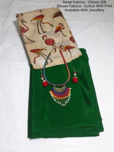 New Bollywood Designer indian saree pakistani silk sari fancy traditional