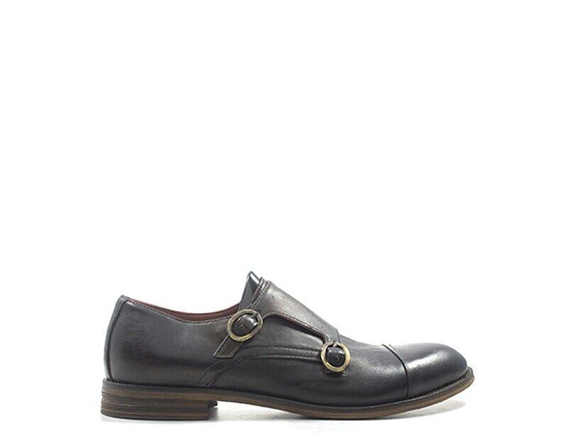 Zapatos ALGORITMO Hombre marrón Cuero natural 15P-3015-MO