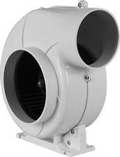 "SEAFLO 4"" Bilge Blower Fan 320 CFM 12V DC White Ventilation Boat Flex Mount"