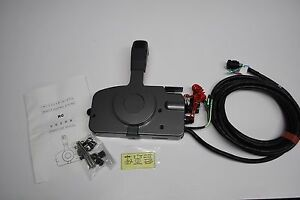 Tohatsu Nissan Outboard Remote Control Box 8M0046402 802616A02 SW1 on mariner outboard wiring, yamaha outboard wiring, suzuki outboard wiring,