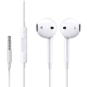 8c807320458 For Apple Earphones Headphone For iPhone 4 5 6 iPod iPad Air With ...