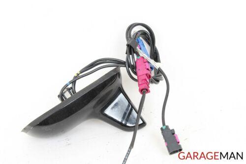 07-13 Mercedes W221 S400 S63 AMG Top Upper Shark Fin Antenna Roof GPS Black OEM