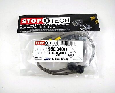 Stoptech 950.34017 Auto Part
