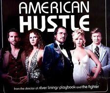 AMERICAN HUSTLE ~ one Blu ray DISC Rated R SEXUAL Scandals CON MAN seduction FBI