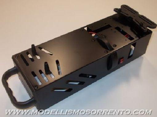 STARTER BOX CASSETTA D'AVVIAUomoTO VRX X AUTO SCOPPIO 1:8 1:10 4 tipi avviamento