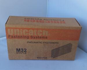 "M11-3//4/"" GALVANIZED STAPLES FOR SENCO BY UNICATCH 5000//BOX"