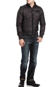 G-STAR-RAW-Commander-BOMBER-Quilt-Men-039-s-NYLON-JACKET-SIZE-S-NWT