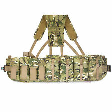 Bulldog Rifleman Airborne Webbing Set Para SF 4 Pouch With Yoke MTP Multicam NEW