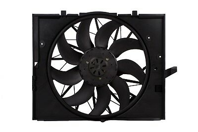 New Engine Cooling Fan Assembly For BMW E60 525 530 545 645 E65 750 17427543282