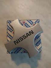 Genuine Nissan Juke Micra y Note Alloy Tapa Centro De Rueda x1 Negro 40342BR02A Nuevo
