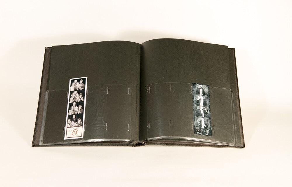 Photo démarrageh album SLIDE en pages 2x6 pouces Photo démarrageh Scrapbook