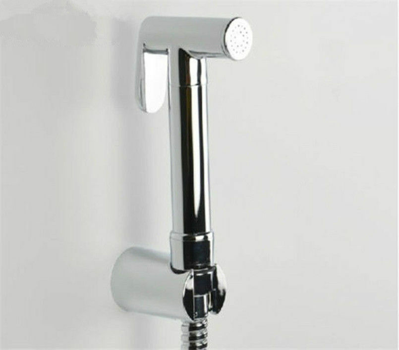 Quality Brass Handheld Bidet Toilet Water Spray Douche Kit Hand Sprayer Hose For Sale Online