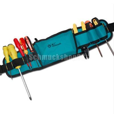 MagiDeal Elektriker Taille Tasche Werkzeug Gürteltasche Schraubendreher