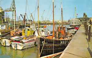 R143622 The Harbour. Whitstable