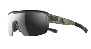 Alcalde madera local  Adidas Zonyk Aero Midcut Pro AD1175 5500 Small Cargo Shiny Chrome  Sunglasses | eBay