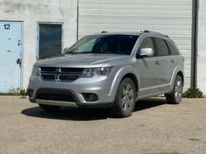 2011 Dodge Journey R/T AWD- Fully Loaded with Leather!