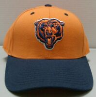 Chicago Bears Hat Nfl Officially Licensed Reebok Vintage Collection Free Ship