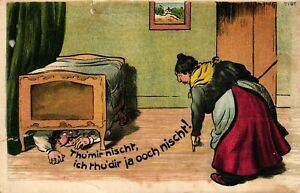 Ehefrau böse Die böse
