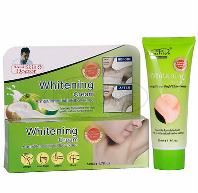 strong Armpit whitening cream 50ml Anal Bleaching private part elbows knee body