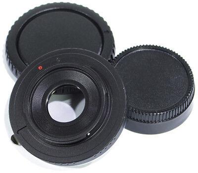 lente SLR La fuoco DSLR Mount all'infinito Nikon Adapter a EF a EOS fotocamera Canon F messa Ring w4wg0xvR