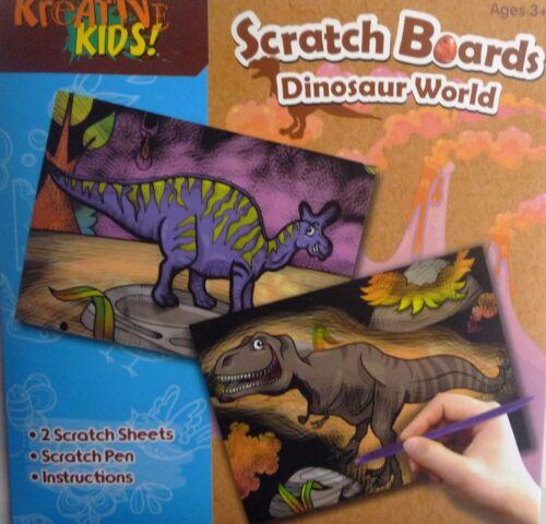 research.unir.net Crafts Home & Garden Kreative Kids Scratch Board ...