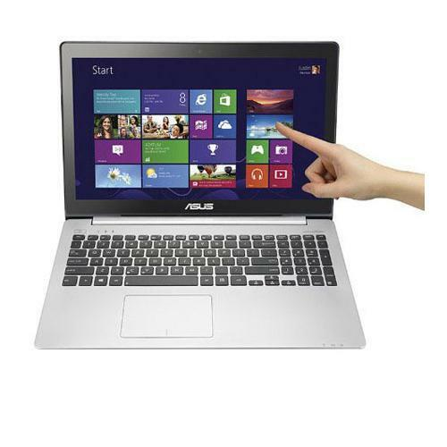 "Asus Vivobook 15.6"" HD Touchscreen Notebook, Intel i5-4200U, 8GB RAM, 750GB HDD"