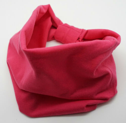 Women Wide Yoga Headband Stretch Hairband Elastic Hair Band Head Wrap Turban New