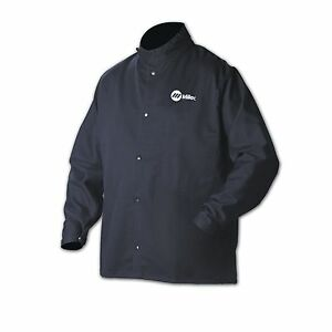 MILLER-244755-30-CLASSIC-CLOTH-WELDING-JACKET-SZ-3X-LG