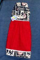 Nbl York Yankees Baseball Red Hanging Kitchen Hand Towel 1269