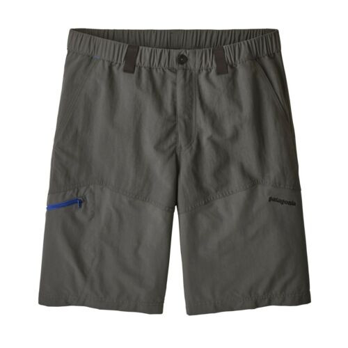 "Patagonia Men/'s Guidewater II Shorts Forge Grey FGE 10/"" 50+ UPF"