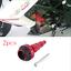 2X Red Motorcycle CNC Aluminum Alloy Frame Exhaust Frame Slider Anti-Crash Caps