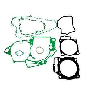 Engine-Cylinder-Crankcase-Cover-Top-End-Gasket-Kit-For-Honda-CRF450R-09-14-Parts