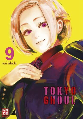 Tokyo Ghoul 09