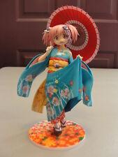 Xmas gift Puella Magi Kimono Ver Madoka Magica Madoka Kaname PVC Figure