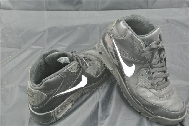 Nike air max nero / edizione bianco formatori scarpe in edizione / limitata di rara classico acdcbb