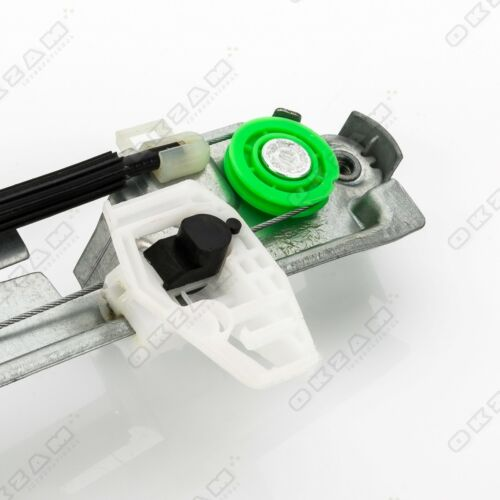 COMPLETE ELECTRIC WINDOW REGULATOR FRONT LEFT FOR RENAULT MEGANE 2 II 2//3 DOOR