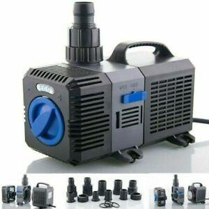 Forever Speed Super Eco Pompe de Bassin avec Pompe à Filtre 3000 L/H - Noir (AQ2228CM1-S)