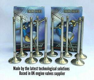 10-INLET-VALVES-FIT-TO-AUDI-VW-2-0-2-3-V8-ABH-KR-PL-KR-NM-AAN-9AVW-027109601C