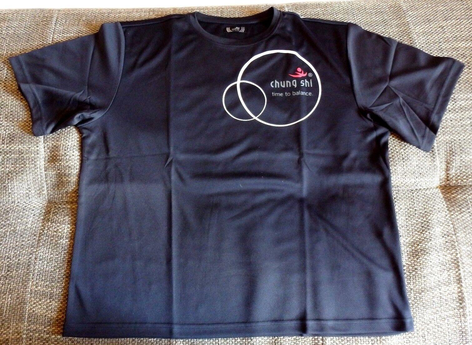 Chung Shi Basic T-Shirt Gr XL