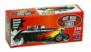 Hot-Rod-Full-Flavor-King-Size-Red-3-Boxes-200-Tubes-Box-Tobacco-Cigarette