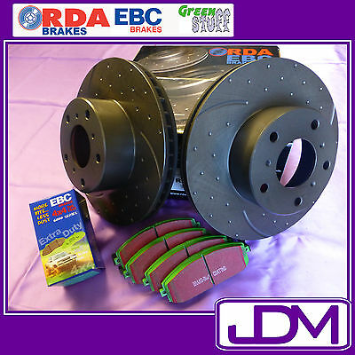 EBC Brakes Upgrade SUV//Truck pad Front For Nissan DP6691