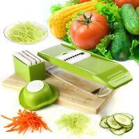 Vegetable Cutter Onion Slicer Tomato Kitchen Fruit Chopper Dicer Peeler Tool