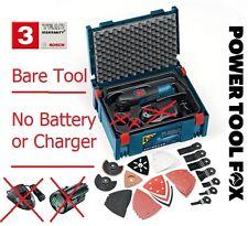 BARE TOOL  Bosch GOP 10.8/12V-Li Multi Cutter LBOXX 060185807F 3165140822077 #