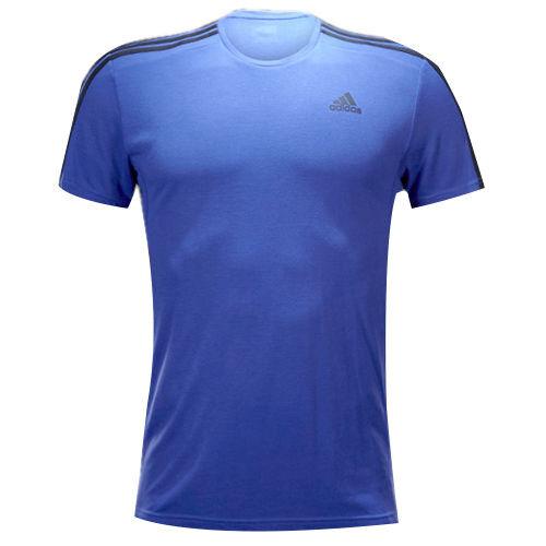 Adidas Originals Mens Sport Essentials Logo Mens T Shirt Purple S17658 A77C