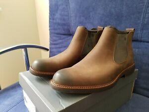 ECCO-Kenton-Chelsea-Boots-Slip-On-Size-9-9-5-fits-like-size-10-10-5