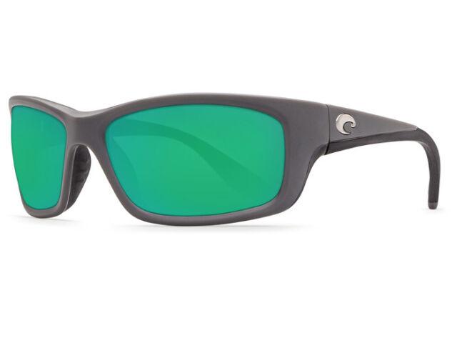 e6d4f592c98 Costa Del Mar Jose Green Mirror 580p Matte Gray Frame- Jo 98 OGMP ...