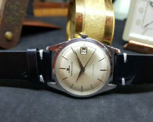 Jaeger Lecoultre Automatic Silver Dial